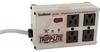 Surge Supressor, 4, Extruded Aluminum, 120VAC, 50/60 Hz, 15 A, 6ft. Cord -- 70101588