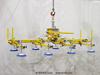 Eight Pad Crossarm Vacuum Lifter -- M200M8-86-4/44 - Image