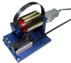 Voice Coil Positioning Stage -- VCS03-050-CR-0005-MC -- View Larger Image