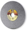 Cylinder Grinding Wheel,6 Dia,AO,46G,PK5 -- 1CUV5