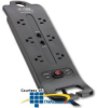 ITW Linx SP6T Advanced Series 6 Outlet Surge Protector.. -- SP6T