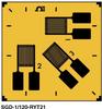 3-Element Strain Rosette -- SGD-1/120-RYT23