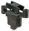 TP Series Rocker Switch, 1 pole, 2 position, Screw terminal, Flush Panel Mounting -- 1TP8-6 - Image