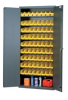 Heavy-Duty All-Welded Storage Cabinets -  - QPR-101 - Image