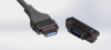 Quick Lock Rugged USB 3.0 Plug with 18