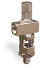 "Angle Heavy Duty Sight Feed Valve, 3/8"" Female NPT Inlet, 3/8"" Male NPT Outlet, Tamperproof -- B1284-5 -Image"