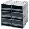 Interlocking Storage Cabinets (QIC Series) - Cabinets - QIC-64
