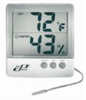 Cole-Parmer Jumbo Display Thermohygrometer -- EW-03313-86