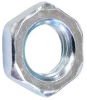 Hex Lock Nuts - A2 St/St - Metric - DIN 439B