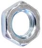Hex Lock Nuts - A2 St/St - Metric - DIN 439B -- Hex Lock Nuts - A2 St/St - Metric - DIN 439B