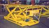 Air Caster Scissor Lift Tables