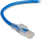 2FT Blue CAT6 550MHz Patch Cable UTP CM Locking Snagless -- C6PC70-BL-02
