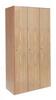 Assembled Locker,1Tier,Wood,W 36,D 18 -- 4JWU5