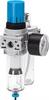 FRC-1/4-DB-7-5M-MINI Filter/Regulator/Lubricator Unit -- 537658 - Image