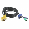 KVM Switches (Keyboard Video Mouse) - Cables -- P774-010-ND - Image