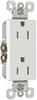 TradeMaster Tamper-Resistant Receptacle -- 885TRW