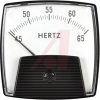 PANEL METER, 3-1/2INCH FREQUENCY 50/60HZ,120VAC -- 70043477