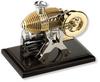 Classic Flame Eater Vacuum Engine -- U41923