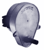Permanent Magnet Synchronous AC Gear Motor -- Model 150 -- View Larger Image