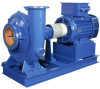 Horizontal, Long-coupled, Single-stage Volute Casing Pump -- Etanorm / Etanorm-R - Image