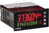 Panel Meter, Dual Line, Red/Green LCD display, 1/8DIN, current,volt,process,temp -- 70030376