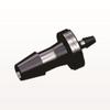 Straight Reducer Connector, Barbed, Black -- HSR5231 -Image