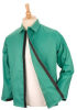 9 oz. FR Cotton Coat with Hook and Loop - 30
