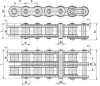 Self-Lubrication Roller Chain -Image