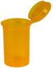 Squeezetops Pharmacy Vials -- 75846 -- View Larger Image