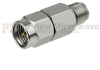 5 dB Fixed Attenuator SMA Male to SMA Female Up to 6 GHz Rated to 2 Watts with Passivated Stainless Steel Body -- SA6-05 -Image
