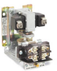 Electropneumatic Timing Relay On Delay convertible, 2NO 2NC 120VAC, 0.5 - 180 sec -- 78211321987-1 - Image