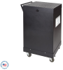 Portable Downdraft Air Cleaner With Side Shields - Extract-All? -- SP-800-DD
