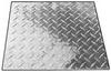 Plate Stock,Tread,3003 Al,1/4In T,1x 4Ft -- 3DRY9