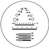 27mm Diameter Contact Reticle, Multi Gauge -- NT30-584