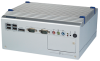 Intel® Atom™ D510/D525 Fanless Embedded Box PC with PCI/PCIe Expansion and Dual SATA HDDs -- ARK-3403
