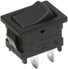 Miniature Snap-in Power Rocker Switches -- D Series - Image