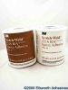 3M Scotch-Weld 2216 Epoxy Adhesive Translucent gal Kit A/B -- 2216 CLEAR GALLON KIT