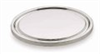 B16AMP-.50/.75-316L-15/32 - 316L Stainless Steel Asme-bpe Sanitary Clamp End Cap, 15ra Electropolished Finish, 1/2 - 3/4