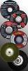Flexon CG Ceramic Grain Flap Discs