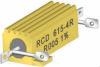 Military Chassis Mount Wirewound Aluminum Housed Resistor -- 600 Series - Image