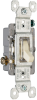 TradeMaster® Light Switches, Toggle -- 660ISLG