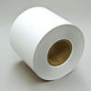 3M™ Thermal Transfer Label Materials -- 7247 2.2 mil Matte Silver Polyester TT3, 6 in x 1668 ft