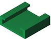ExtrudedPE Profile -- HabiPLAST C-05 -- View Larger Image
