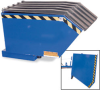 VESTIL Low-Profile Self-Dumping Steel Hoppers -- 6001318