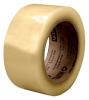 Scotch® Recycled Corrugate Tape 3073 Clear, 72 mm x 100 m, 24 rolls per case Bulk -- 70006714755