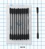 Spiral/Spiral Tip Cotton Swab -- 10219