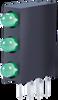 3MM TRI-LEVEL GRN.LED INDICATOR -- WP934SA/3GD