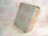 ENCLOSURE W/SCREW COVER 10X8X6INCH NEMA TYPE 13 -- A806SC - Image