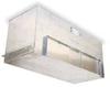In-Line Cabinet Ventilator,1584 CFM,115V -- 3DPF6
