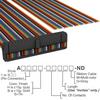 Rectangular Cable Assemblies -- A1DXB-4436M-ND -Image